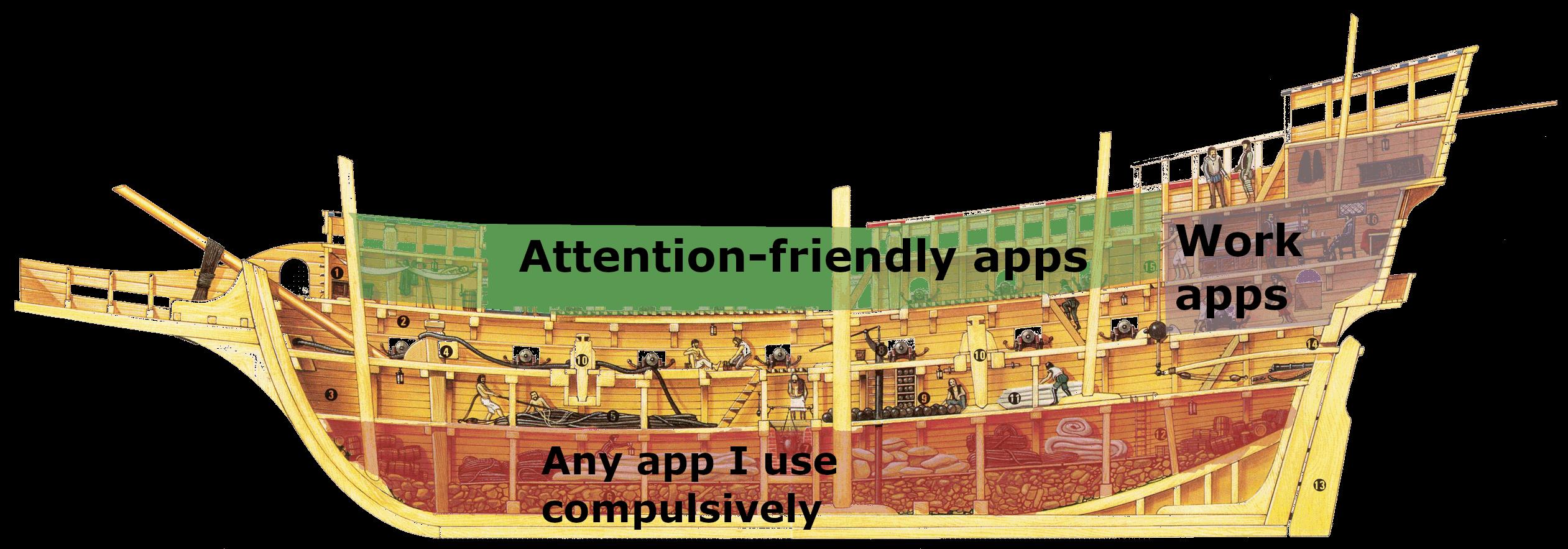 Mobile app isolation