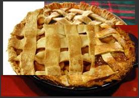 Spinning pies